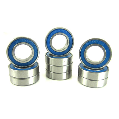 TRB RC 10x19x5mm Precision Ball Bearings ABEC 3 Rubber Sealed BU (10) - TRB RC®