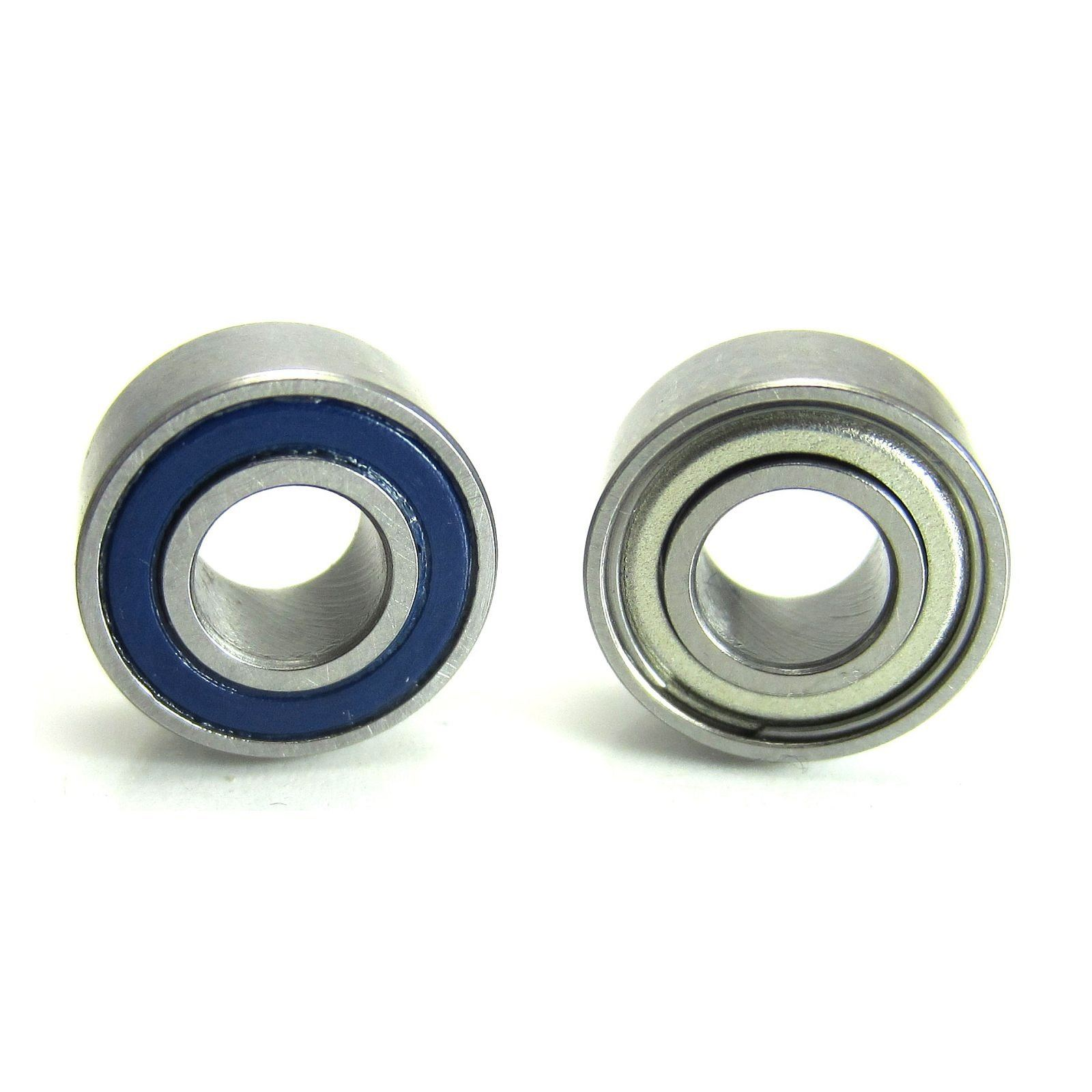 TRB RC 5x11x5mm Hybrid Ceramic Brushless Motor Ball Bearings (2) - trb-rc-bearings