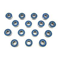 TRB RC Wheel Hub Trans Bearings BLU 5x11x4mm (15) 2WD Slash Stampede - TRB RC®
