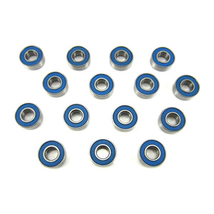 TRB RC Wheel Hub Trans Bearings BLU 5x11x4mm (15) 2WD Slash Stampede - trb-rc-bearings