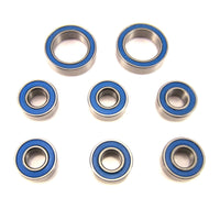 TRB RC Wheel-Axle Bearings Set BLU 5x11x4mm-10x15x4mm Axial SCX10 Wraith AX10 - TRB RC®