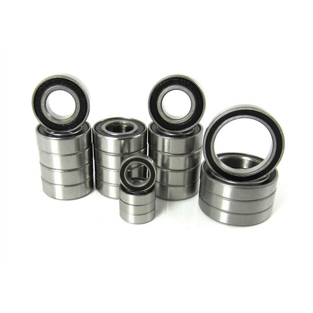 TRB RC Precision Ball Bearing Kit (22) Rubber Sealed Mugen MBX-7 Eco