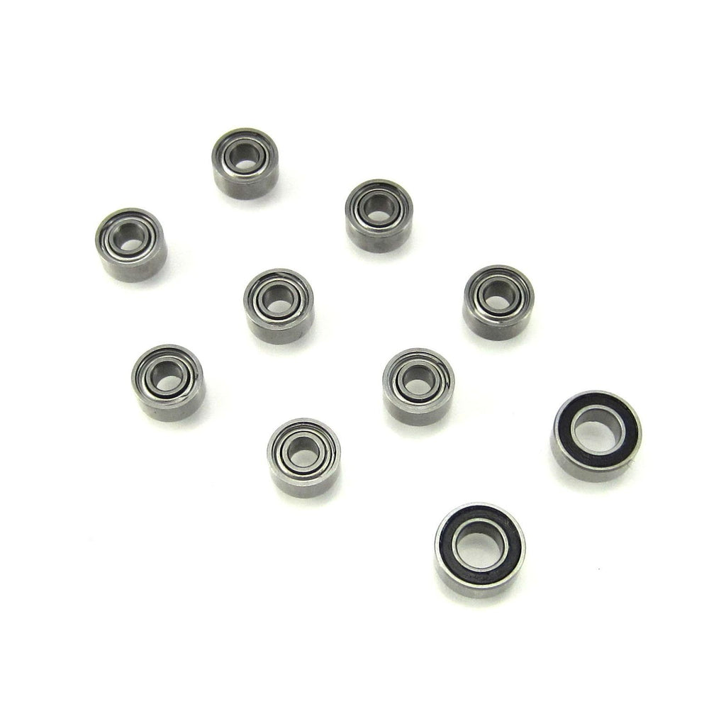 TRB RC Precision Sealed Bearing Kit (10) Losi 1/36 Micro T - TRB RC®