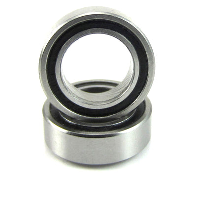 TRB RC 10x16x5mm Precision Ball Bearings ABEC 3 Rubber Sealed (2) - TRB RC®