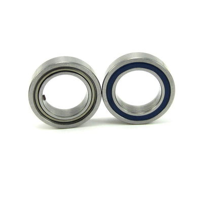 TRB RC 10x16x4mm Precision Ball Bearings ABEC 5 Hybrid Seals (2) - TRB RC®