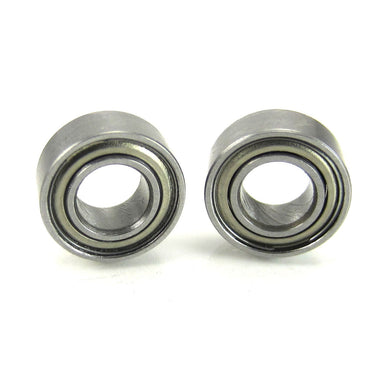 TRB RC 5x10x4mm Hybrid Ceramic Clutch Ball Bearings Metal Shields (2) - trb-rc-bearings