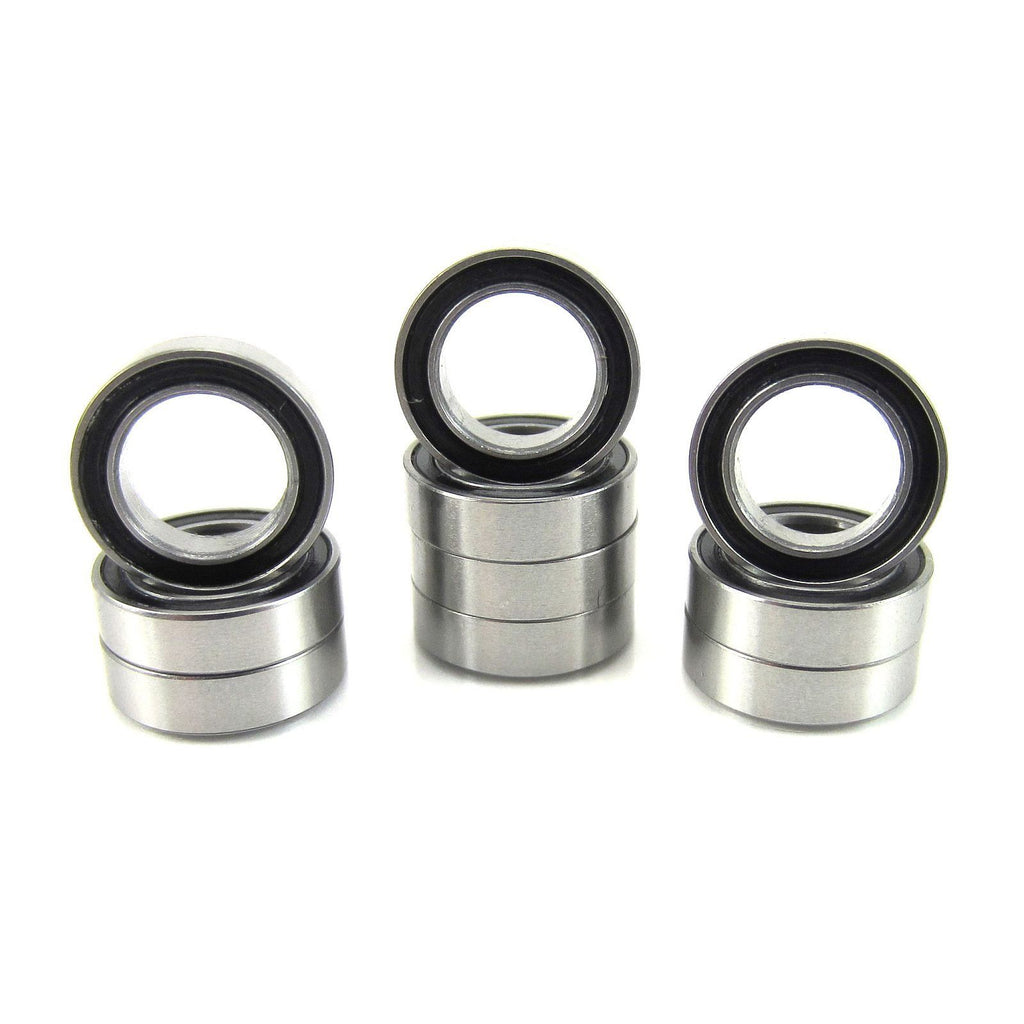 TRB RC 7x11x3mm Precision Ball Bearings ABEC 3 Rubber Sealed (10) - TRB RC®