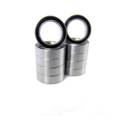 TRB RC 8x12x3.5mm Precision Ball Bearings ABEC 3 Rubber Sealed (10) - TRB RC®