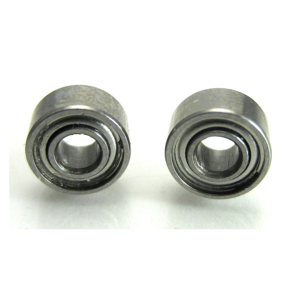 TRB RC 2x5x2.5mm Hybrid Ceramic Brushless Motor Ball Bearings (2) Metal Shields - TRB RC®