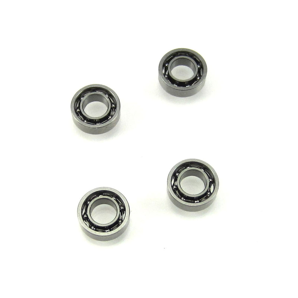 TRB RC 3x6x2mm MR63 Open Precision Ball Bearings (4) - TRB RC®