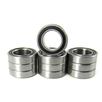 TRB RC 3/8x5/8x5/32 Precision Ball Bearings ABEC 3 Rubber Sealed (10) - TRB RC®