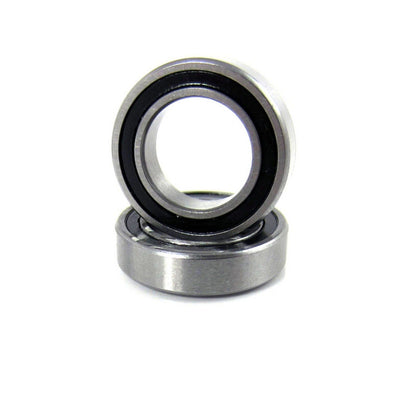 TRB RC 3/8x5/8x5/32 Precision Ball Bearings ABEC 3 Rubber Sealed (2) - trb-rc-bearings