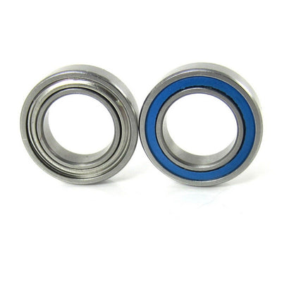 TRB RC 3/8x5/8x5/32 Precision Ceramic Ball Bearings Hybrid Seals (2) - TRB RC®