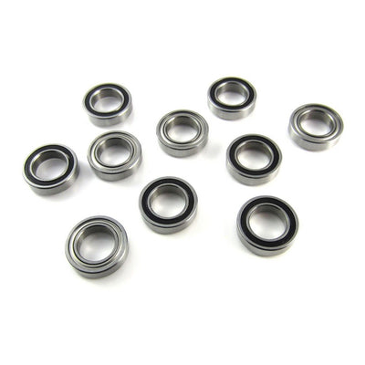 TRB RC 3/8x5/8x5/32 Precision Ball Bearings ABEC 5 Hybrid Seals (10) - TRB RC®