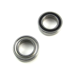 TRB RC 3/8x5/8x5/32 Precision Ball Bearings ABEC 5 Hybrid Seals (2) - trb-rc-bearings