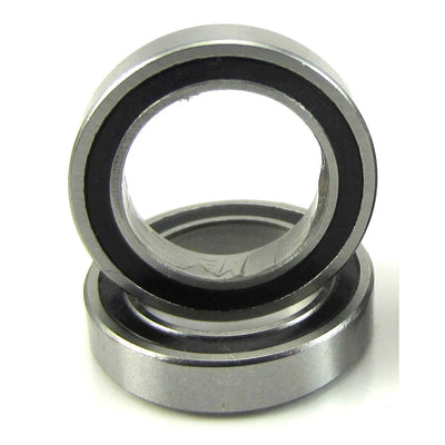 TRB RC 1/2x3/4x5/32 Precision Ball Bearings ABEC 3 Rubber Sealed (2) - trb-rc-bearings