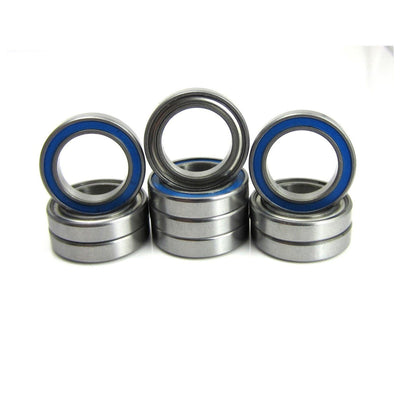 TRB RC 1/2x3/4x5/32 Precision Ball Bearings ABEC 5 Hybrid Seals (10) - TRB RC®
