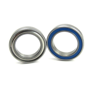 TRB RC 1/2x3/4x5/32 Precision Ball Bearings ABEC 5 Hybrid Seals (2) - TRB RC®
