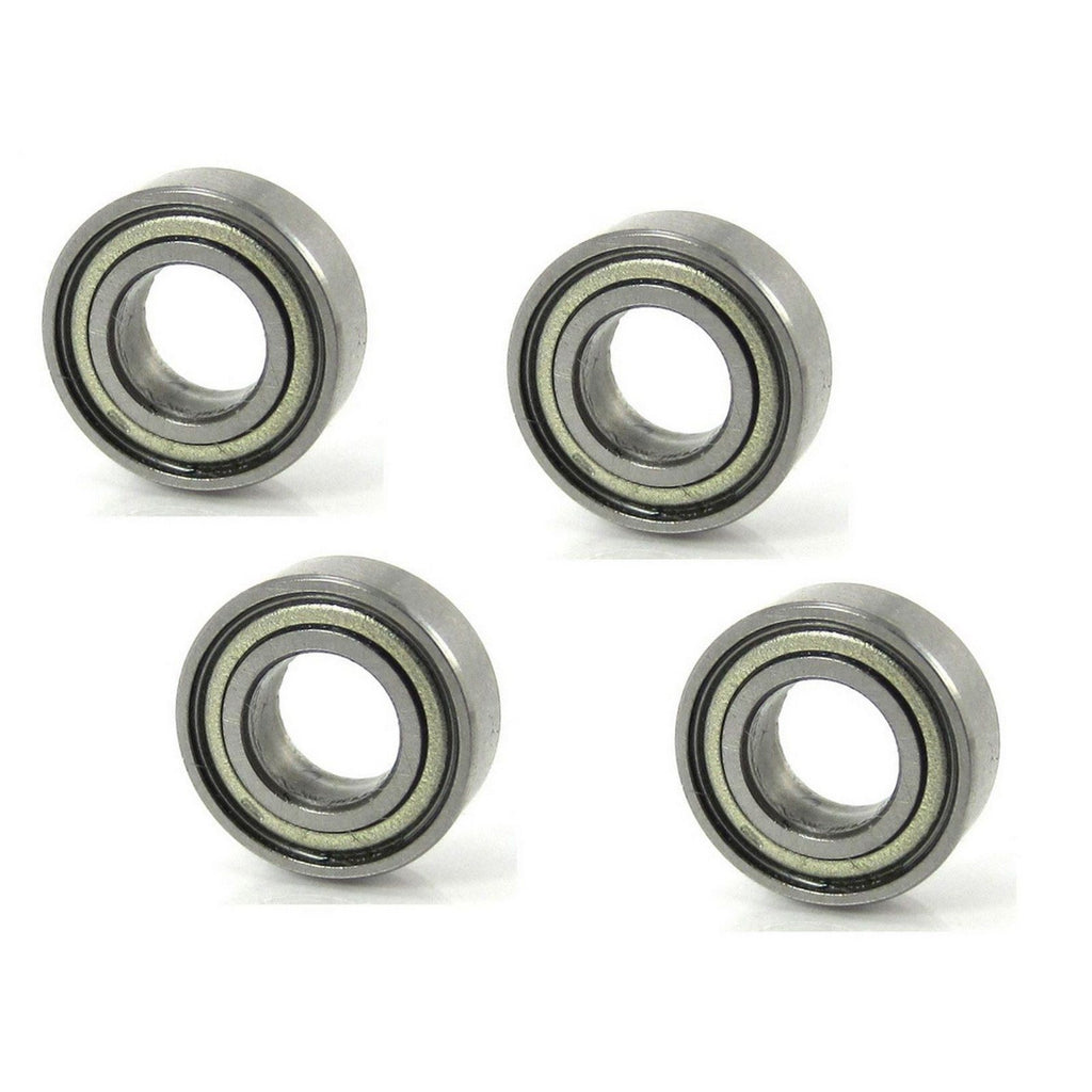 TRB RC 3/16x3/8x1/8 Precision Ceramic Ball Bearings Metal Shields (4) - TRB RC®