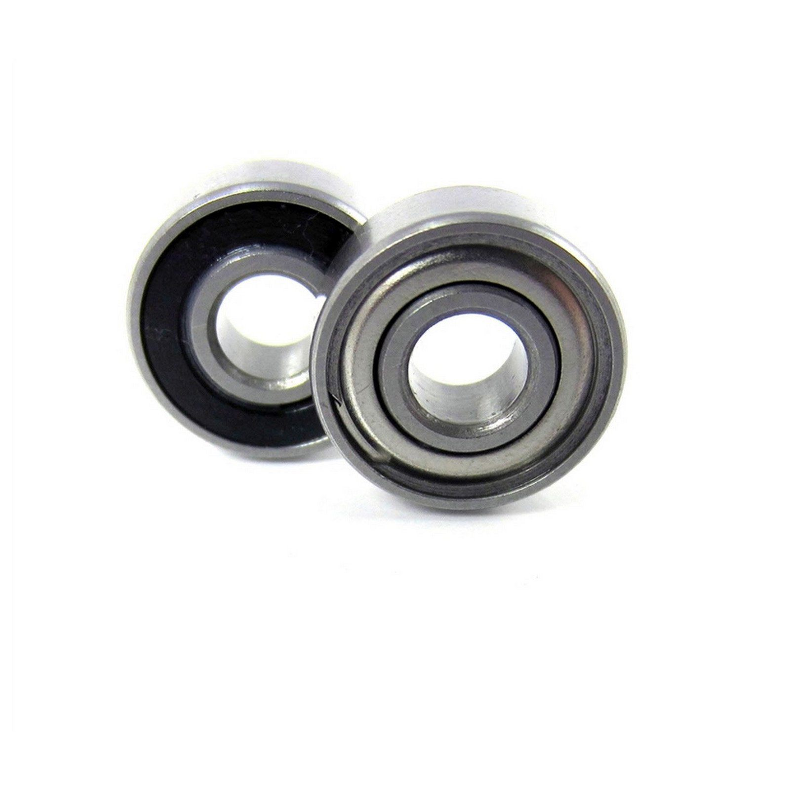TRB RC 3/16x1/2x49/250 Precision Ceramic Ball Bearings Hybrid Seals (2) - trb-rc-bearings