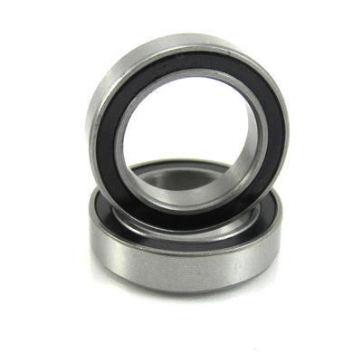TRB RC 12x18x4mm Precision Ball Bearings Stainless Steel Rubber Sealed (2) - TRB RC®