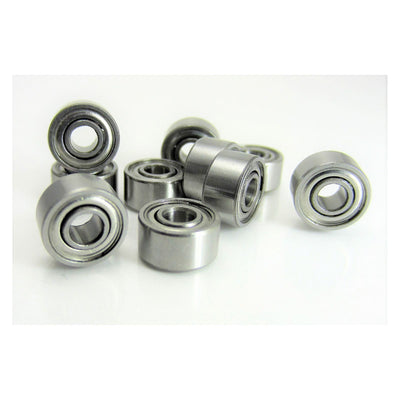 TRB RC (10) 3x8x4mm Precision Stainless Steel Ball Bearing, Fishing Reels - TRB RC®