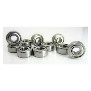 TRB RC (10) 4x10x4mm Precision Stainless Steel Ball Bearing, Fishing Reels - trb-rc-bearings