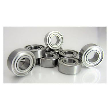 TRB RC (10) 5x11x4mm Precision Stainless Steel Ball Bearing, Fishing Reels - trb-rc-bearings