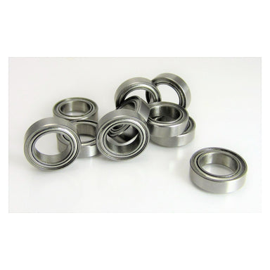 TRB RC (10) 7x11x3mm Precision Stainless Steel Ball Bearing, Fishing Reels - trb-rc-bearings