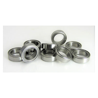TRB RC (10) 8x12x3.5mm Precision Stainless Steel Ball Bearing, Fishing Reels - trb-rc-bearings