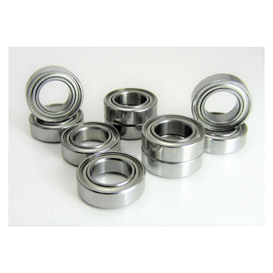 TRB RC (10) 8x14x4mm Precision Stainless Steel Ball Bearing, Fishing Reels - trb-rc-bearings