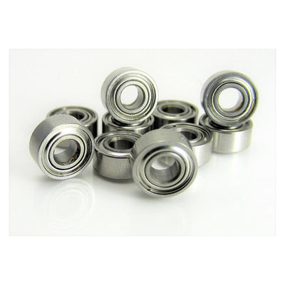 TRB RC (10) 3x7x3mm Precision Stainless Steel Ball Bearing, Fishing Reels - trb-rc-bearings