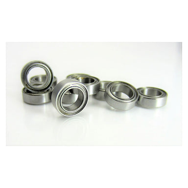 TRB RC (10) 5x8x2.5mm Precision Stainless Steel Ball Bearing, Fishing Reels - trb-rc-bearings