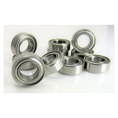 TRB RC (10) 5x9x3mm Precision Stainless Steel Ball Bearing, Fishing Reels - trb-rc-bearings