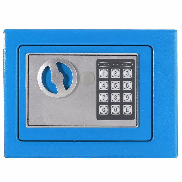 Electronic Digital Steel Safe Box Digital Security Keypad Lock Home Office Hotel Personal Keep Money Cash Box Top Quality