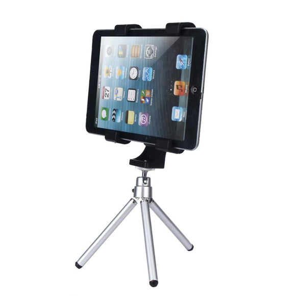 2016 High Quality Stick Universal Tripod Mount Holder Bracket Thread Adapter for iPad Tablets