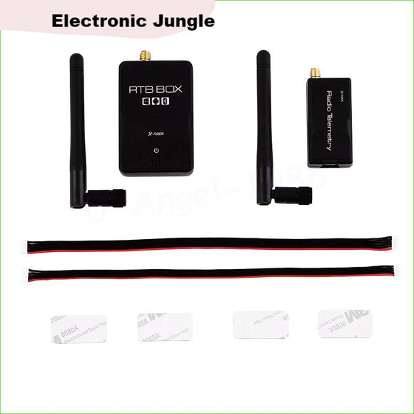 1pcs 3DR APM PIX Telemetry Kit XROCK 915MHz 500mw Bluetooth Box V3.0 Radio Telemetry Module Wholesale