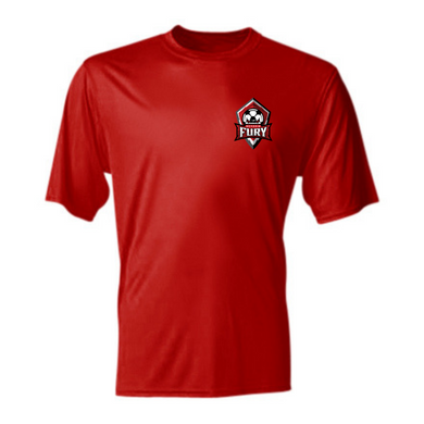 Red Dri-Fit Top