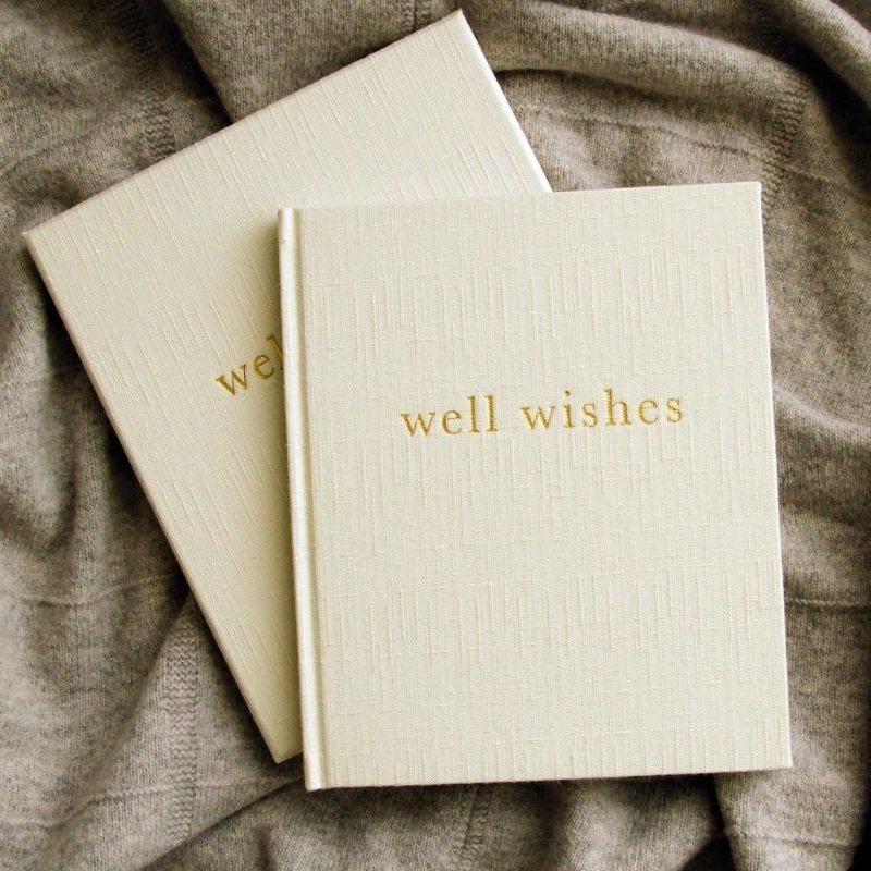 Well Wishes Guest Book