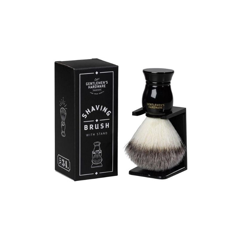 Shaving Brush with Stand
