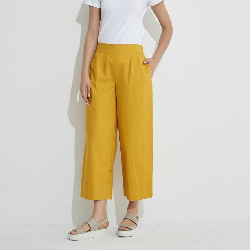 Classic Pant - Canary
