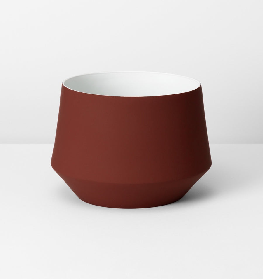 Samso Planter Small - Red Rust