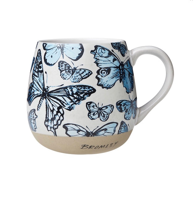 Hug Me XL - Blue Bromley Butterfly