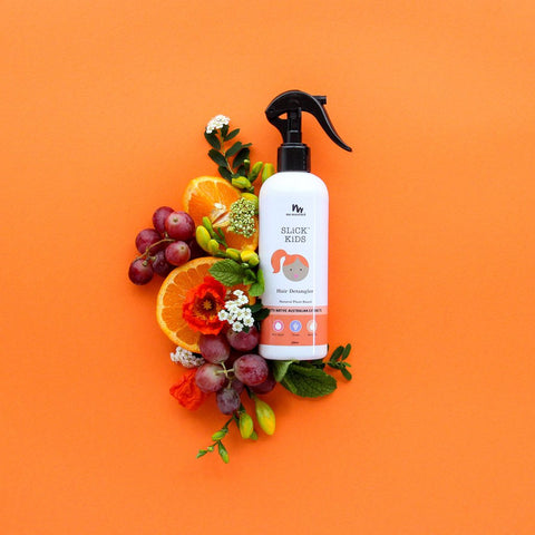 Hair Detangler - Mandarin & Grape