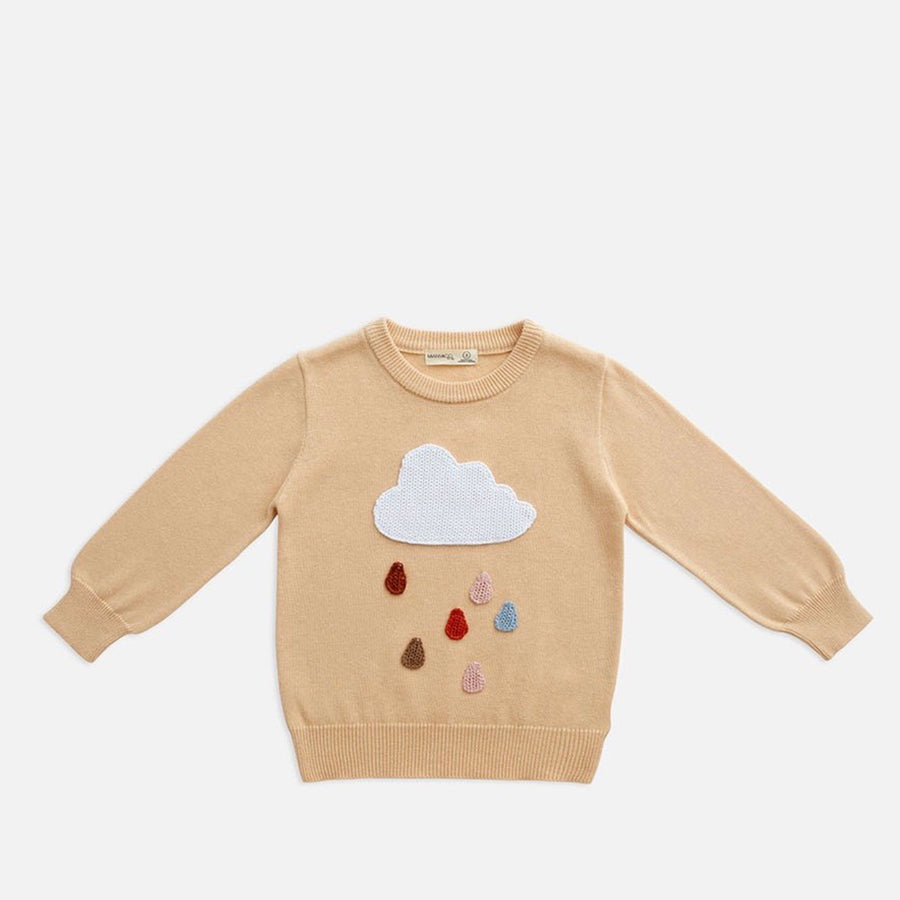 Rainy Cloud Knit Jumper