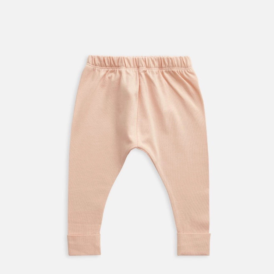 Organic Cotton Legging - Evening Sand