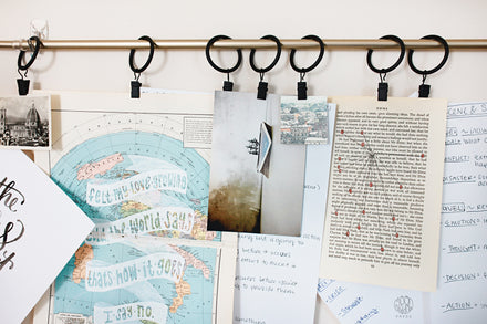 HOW TO CREATE A VISION BOARD (and the benefits of it)