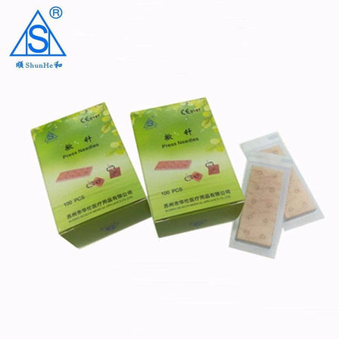 Shunhe brand acupuncture press needle