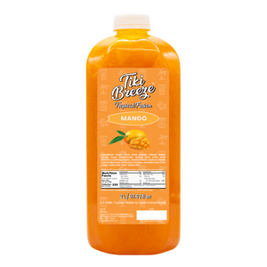 Tiki Breeze - Super Mango - Fruit Fusion