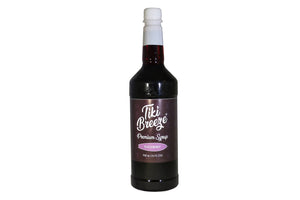 Tiki Breeze - Premium Syrup - Blackberry